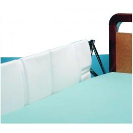 Protection pour barriere de lit Skai blanc La Paire