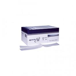 Aquacel Mèche Argent 2,5X40cm boite de 16