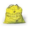 Sac 30 litres jaune L/C Dasri - 20 microns /500